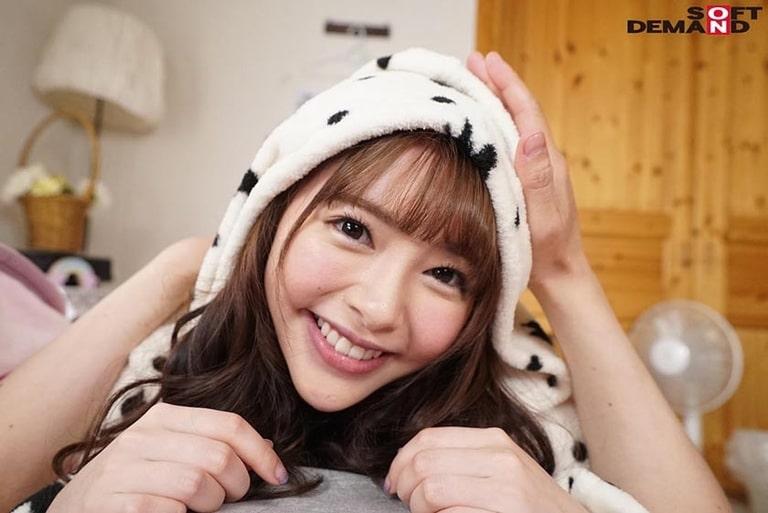 エロVRを楽しめるSODstarのAV女優【同時出演のハーレム系作品も】:小倉由菜