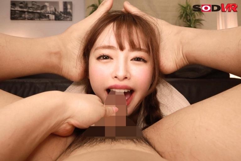 小倉由菜のエロVR動画レビュー『生意気なリア充オンナを喉奥イラマでごっくんさせ続けて 俺のチ○ポ大好き女にした』を視聴した感想