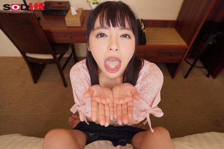 小倉由菜のエロVR動画レビュー『めちゃくちゃ可愛い彼女と初エッチ!僕のチ○ポと彼女のマ○コは相性抜群&お互い絶倫!気持ち良すぎて何度もイキまくりヤリまくり!』を視聴した感想