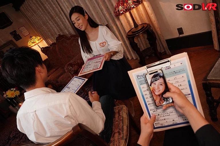 古川いおりのエロVR動画レビュー『「あの2番の子、こっちゃんじゃね?」彼女がセクシー女優だと知るのは僕だけ! 婚活パーティーで偶然古川いおりと出会うVR』を視聴した感想