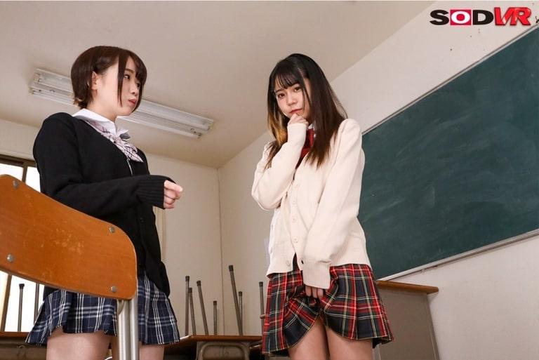 永野いち夏のエロVR動画レビュー『トイレがない世界で、女子校のトイレになれるVR クラスのアイドル編』を視聴した感想