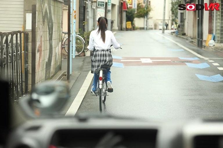 永野いち夏のエロVR動画レビュー『【追跡視点】女子●生 ワゴン車で誘拐強●VR いちかちゃん』を視聴した感想