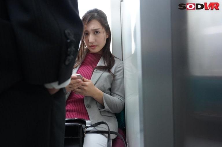 古川いおりのエロVR動画レビュー『超リアル 電車痴漢VR3』を視聴した感想