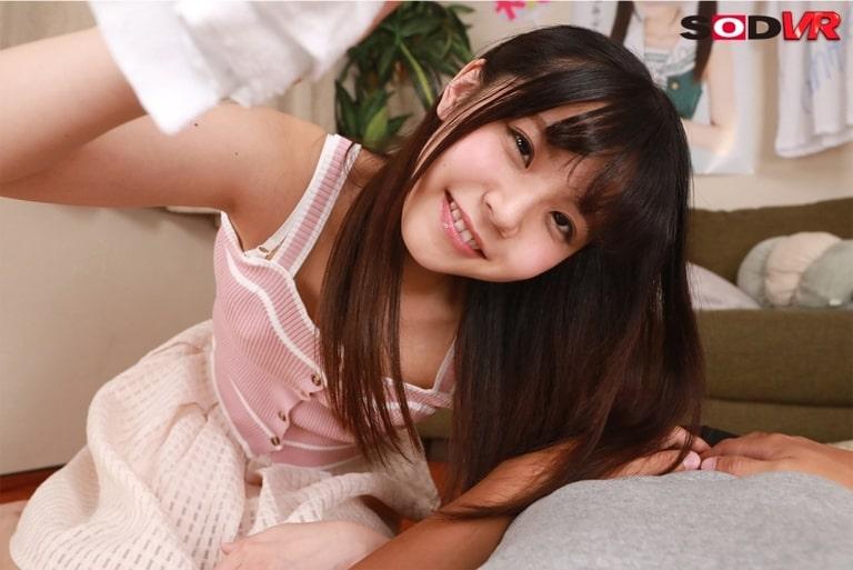 永野いち夏のエロVR動画レビュー『元アイドルの激カワ美少女と最初から最後までキス100回SEX』を視聴した感想
