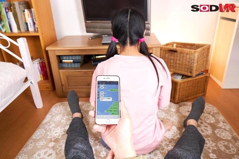 永野いち夏のエロVR動画レビュー『【ガン無視VR】彼女はケンカすると無視をするのでどこまで無視できるか激ピスしてみた!※NGシーンのおまけ付き!』を視聴した感想