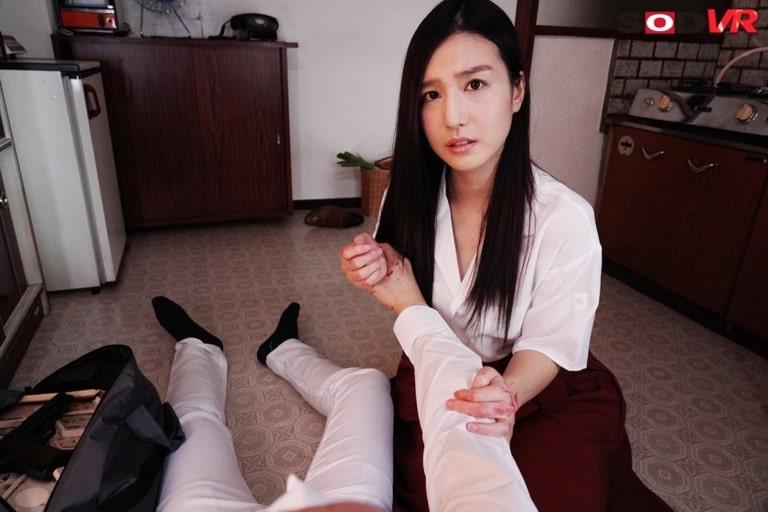 古川いおりのエロVR動画レビュー『昭和ドラマの主人公VR ~古川いおりとアナタの物語~』を視聴した感想