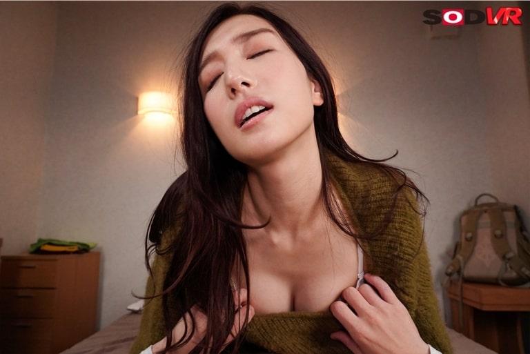 古川いおりのエロVR動画レビュー『関西弁で甘えてくる超美人彼女と最初から最後までキス100回SEX』を視聴した感想