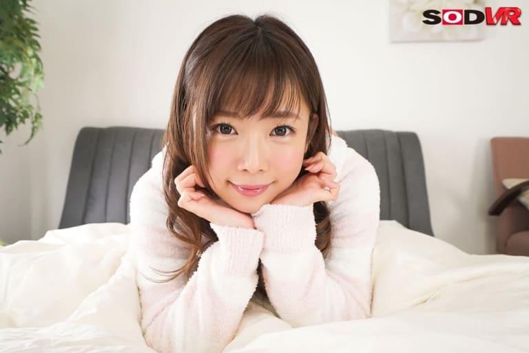 エロVRを楽しめるSODstarのAV女優【同時出演のハーレム系作品も】:紗倉まな