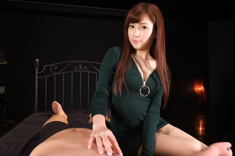 愛音まりあのエロVR動画レビュー『凄テクお姉さん・愛音まりあの淫語満載ご奉仕SEX!』を視聴した感想